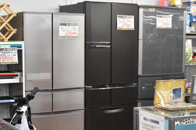 大型冷蔵庫